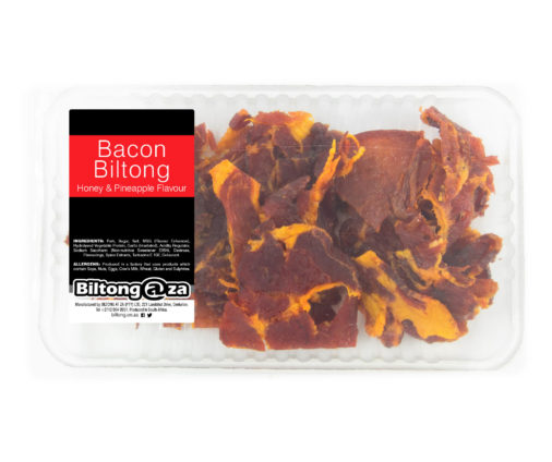 Bacon Biltong - Honey & Pineapple