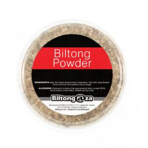 Biltong Powder
