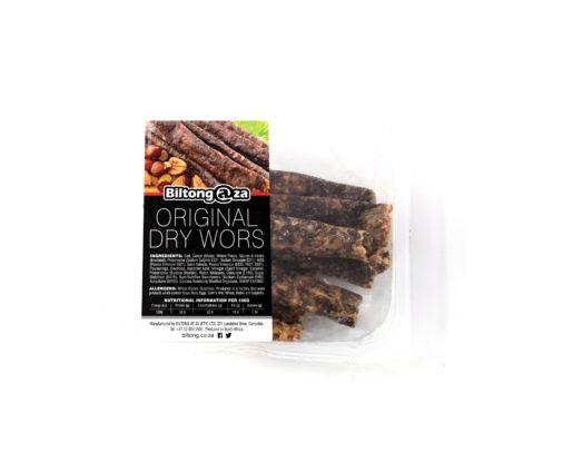 Dry Wors Snack Pack - Biltong@ZA