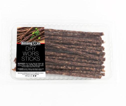Dry Wors Sticks