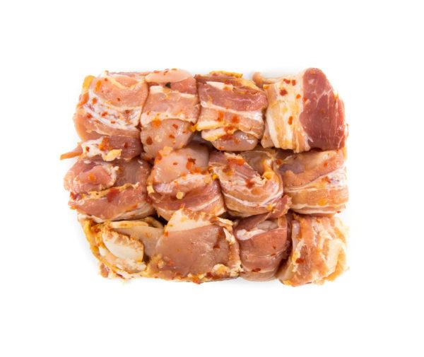 Bacon & Chicken Sosaties – Sweet Chilli