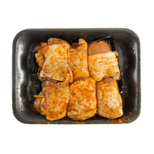 Boneless Chicken Thighs - Tangy BBQ
