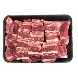 Bulk Beef Stew Cubed – A Class (Bone In)