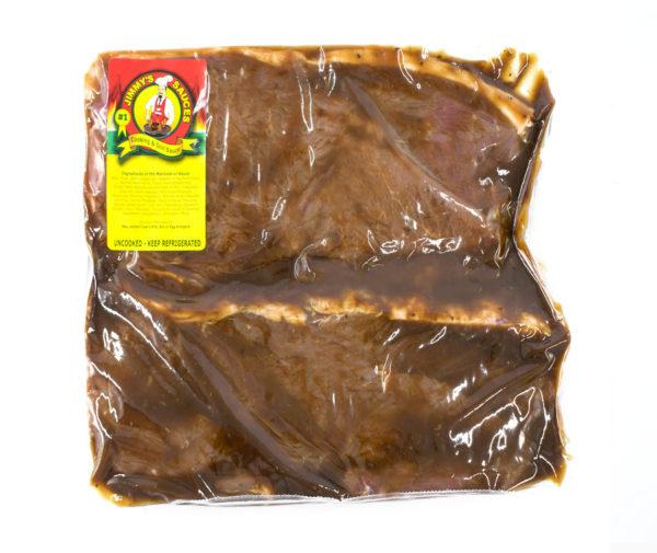 Bulk Jimmy's Sauce Marinated Sirloin – A Class
