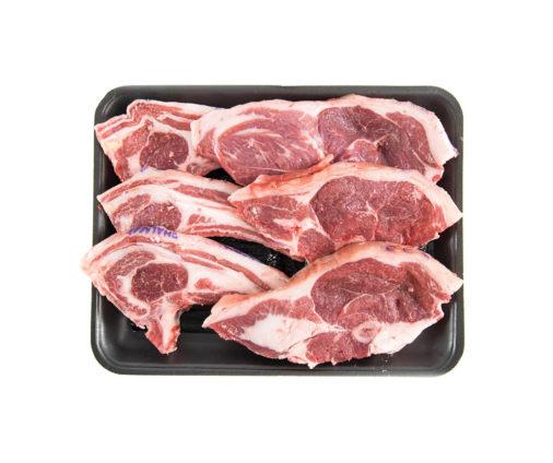 Bulk Lamb Braai Chops