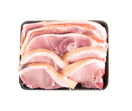 Bulk Pork Braai Chops