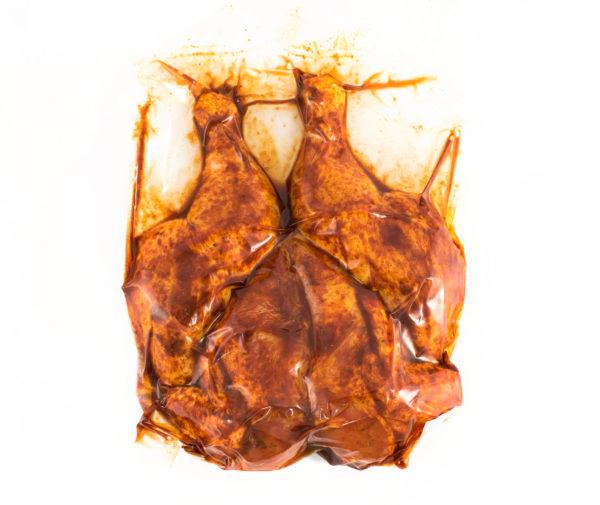 Chicken Flatty – BBQ