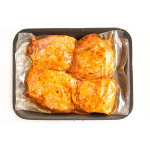 Chicken Thighs BBQ