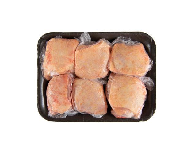 Chicken thighs pack