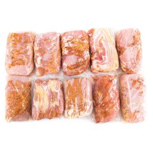 Fleisherei Back Bacon – 10 x 1kg