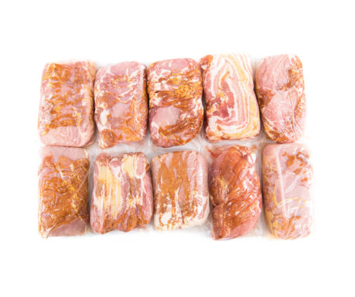 Fleisherei Back Bacon – 10 x 1kg