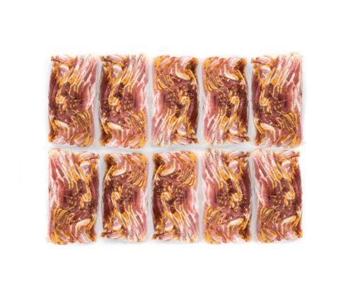 Fleisherei Frozen Streaky Bacon