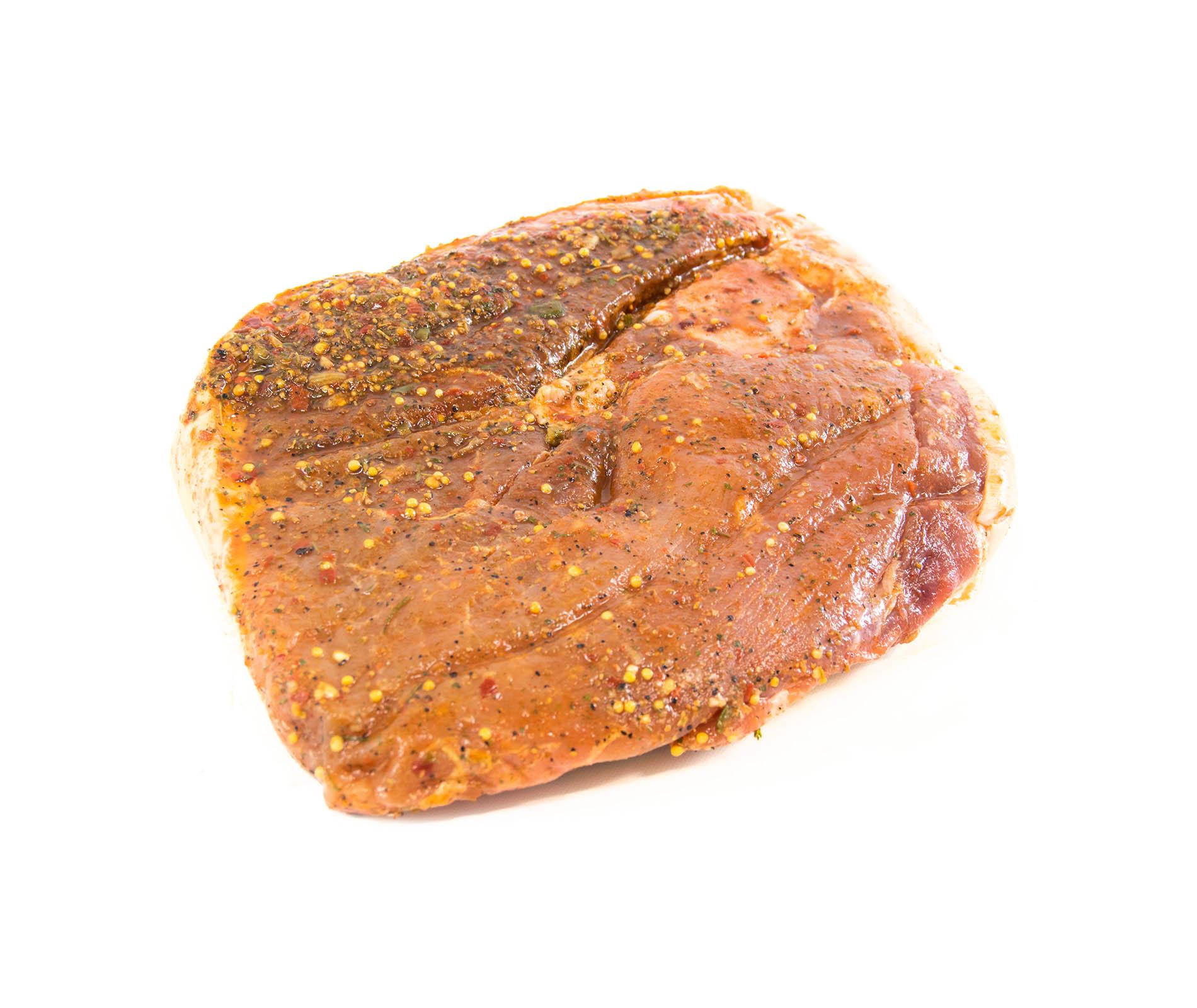 Pork Texan Steak