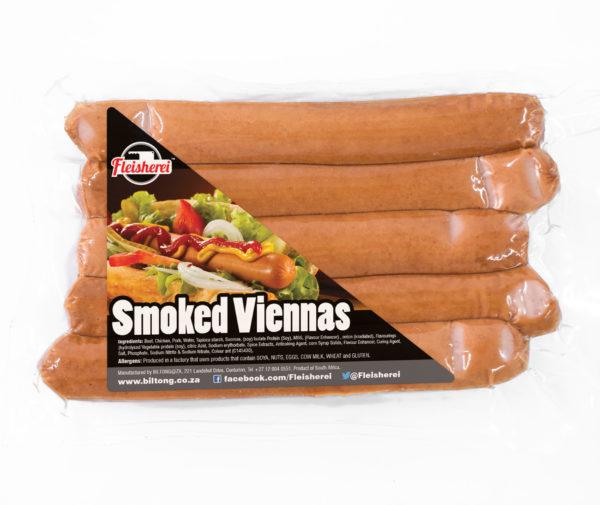 Smoked Viennas