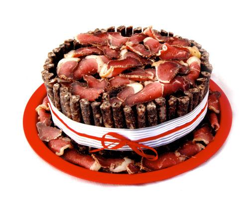 Biltong Cake - 1 Tier