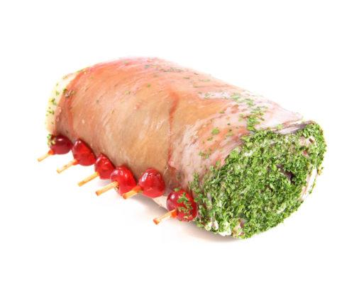 Lamb Rib Roll