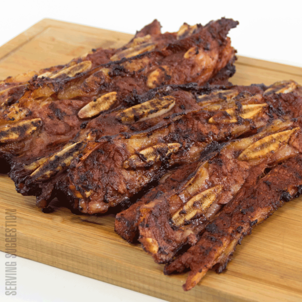 BBQ Beef Ribs - Pre-cooked
