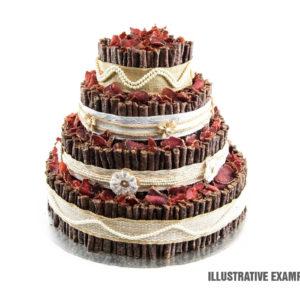 Custom Biltong Cake