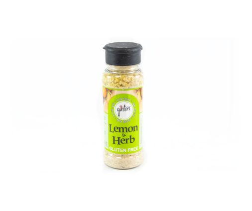 Gusto's Lemon & Herb