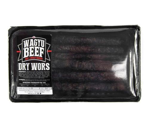 Wagyu Dry Wors - Fleisherei