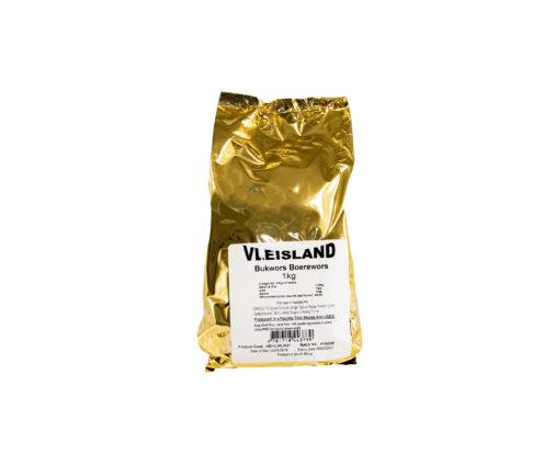Vleisland Bukwors Boerewors Spice