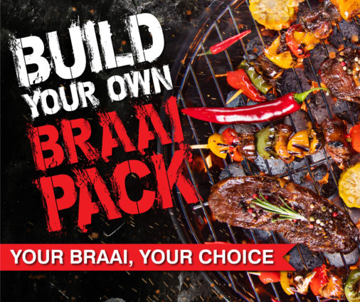 Build Your Own Braai Pack